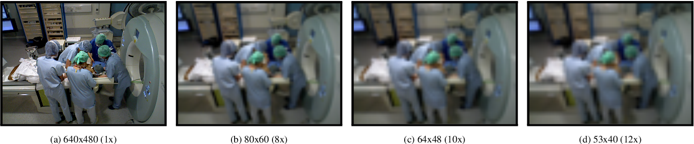 Figure 3 for Unsupervised domain adaptation for clinician pose estimation and instance segmentation in the OR