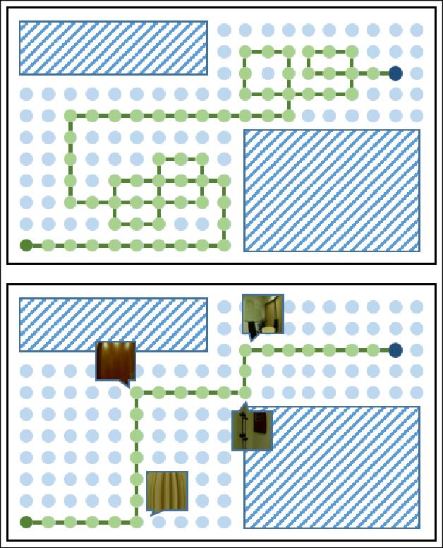 Figure 4 for NavigationNet: A Large-scale Interactive Indoor Navigation Dataset