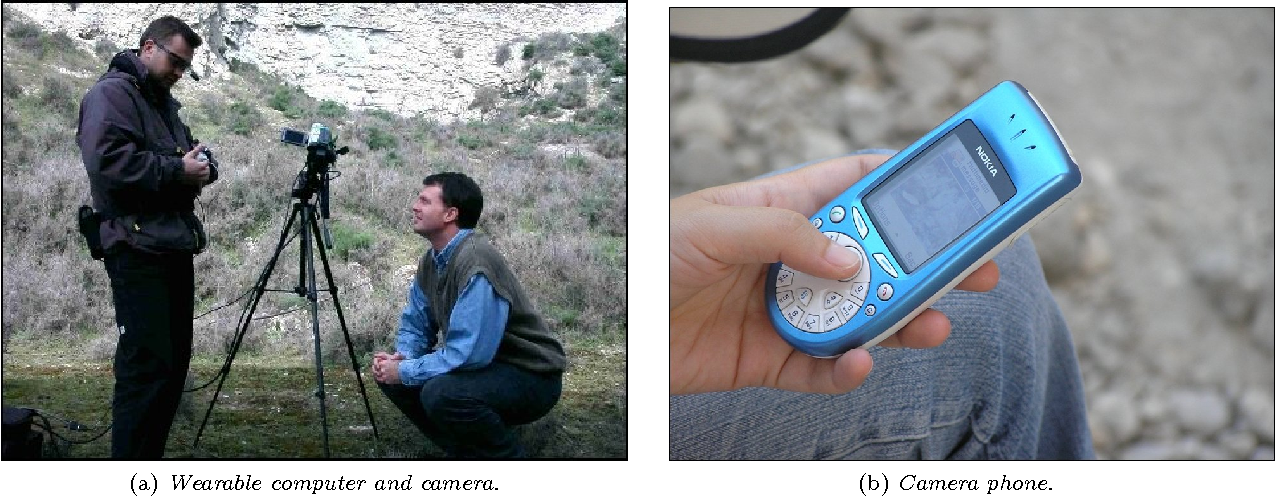 Figure 1 for The Cyborg Astrobiologist: Porting from a wearable computer to the Astrobiology Phone-cam
