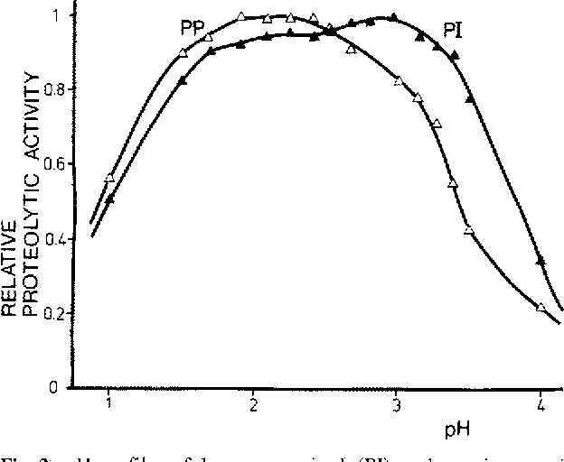 Characterization Of Human Pepsin I Obtained From Purified Gastric