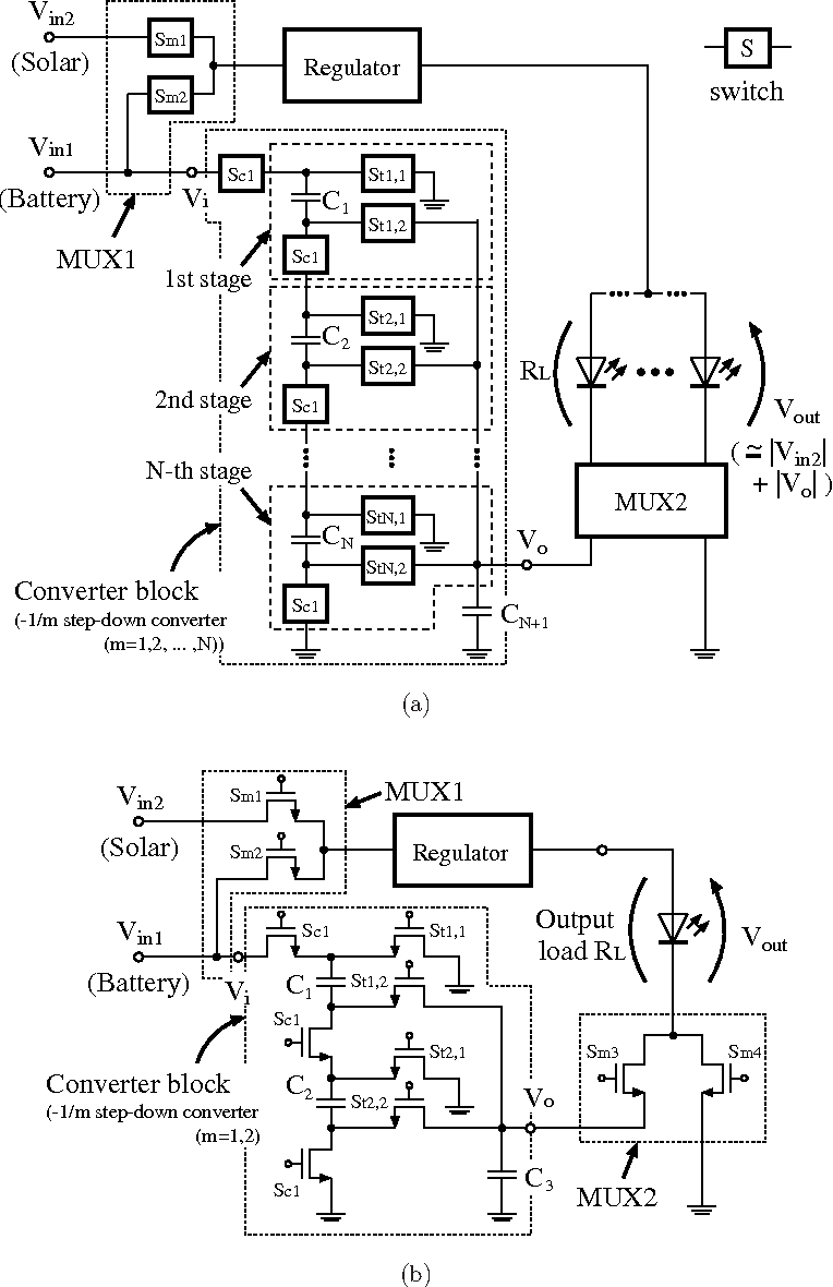 Design Of A Dual Input Serial Dc Converter Realizing Individual To Parallel Figure 3