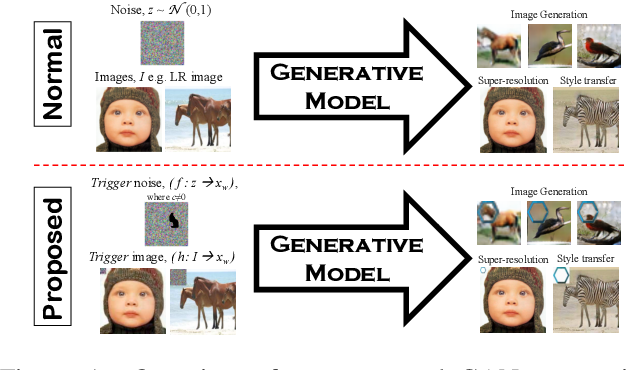 Figure 1 for Protecting Intellectual Property of Generative Adversarial Networks from Ambiguity Attack