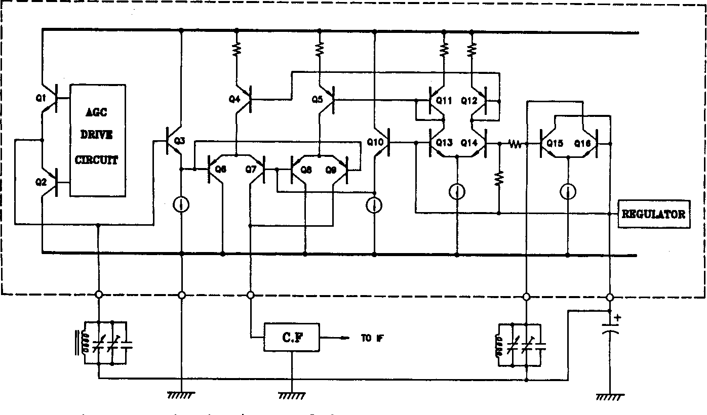 Figure 10 from A Complete Single Chip AM/FM Radio Integrated Circuit