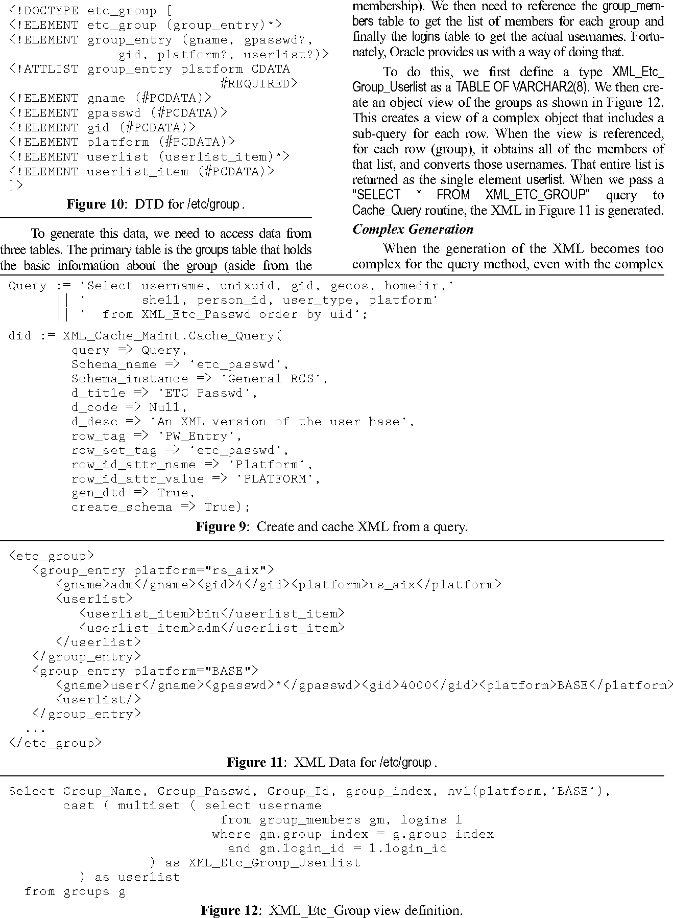 Figure 11 from Generating Configuration Files: The Director's Cut