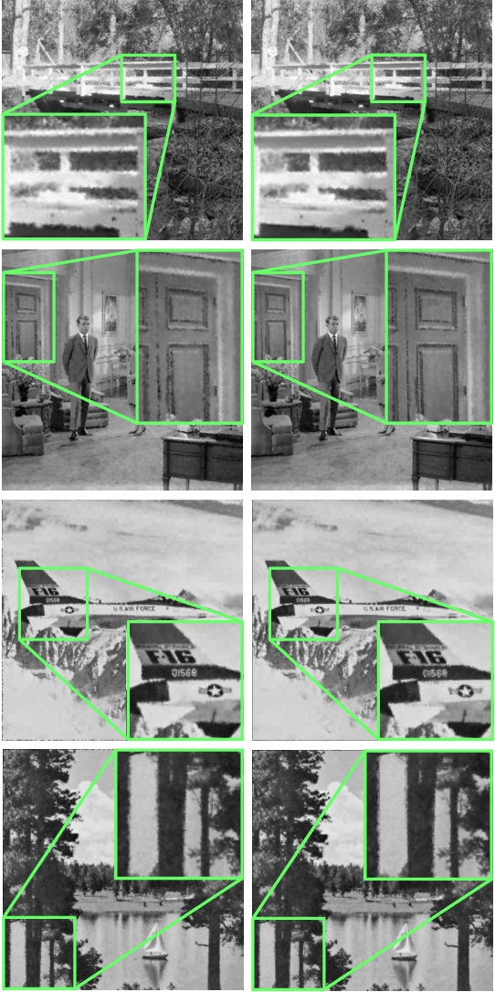 Figure 4 for Measurement-Adaptive Sparse Image Sampling and Recovery