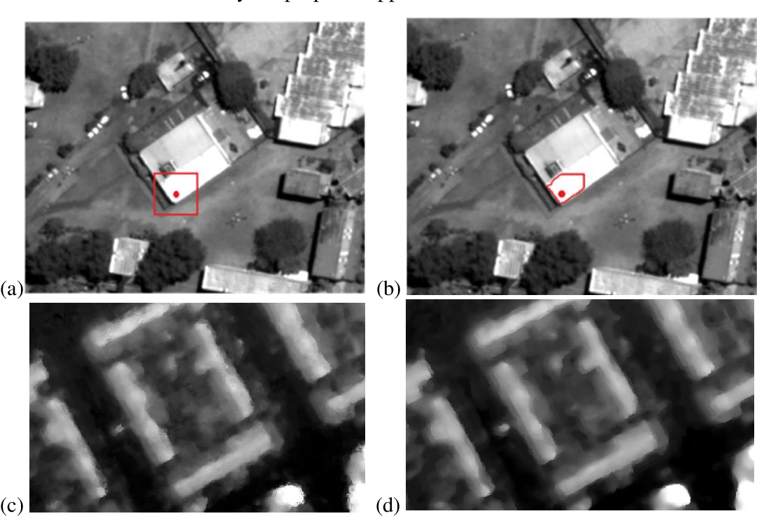 Figure 3 for Automated 3D recovery from very high resolution multi-view satellite images