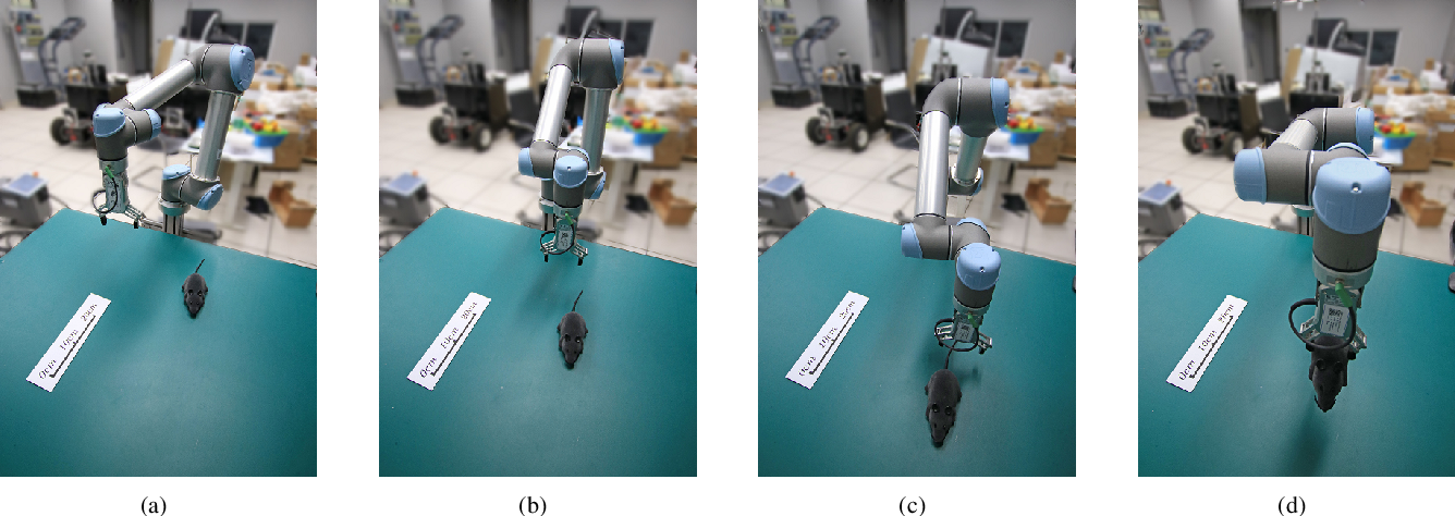Figure 2 for Towards Generalization and Data Efficient Learning of Deep Robotic Grasping