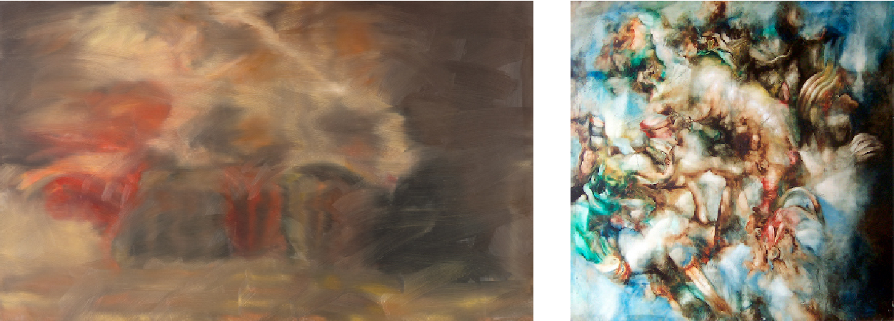 Figure 1 for Toward Quantifying Ambiguities in Artistic Images