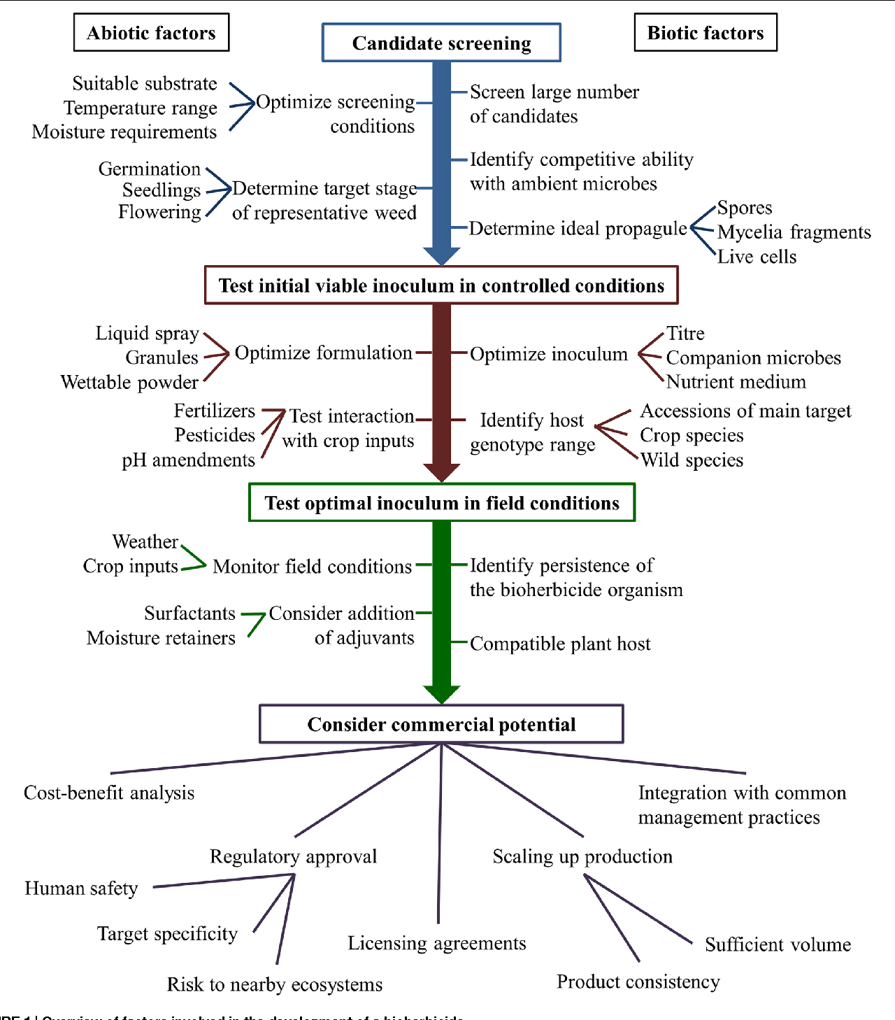 Controlling weeds with fungi bacteria and viruses a review figure 1 ccuart Choice Image