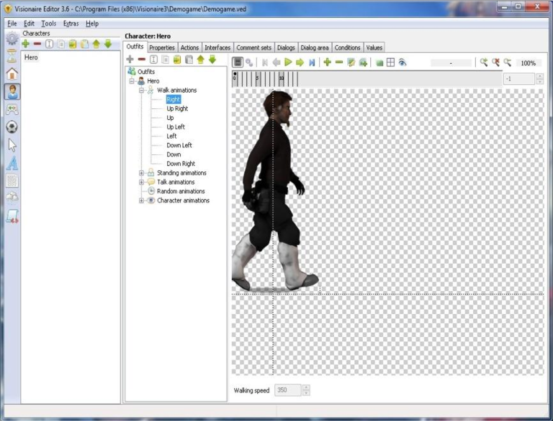 Figure 2 from Nostalgia Studio  A game engine for creating