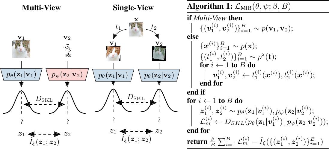 Figure 1 for Learning Robust Representations via Multi-View Information Bottleneck