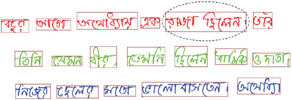 Figure 19 from Word Extraction and Character Segmentation