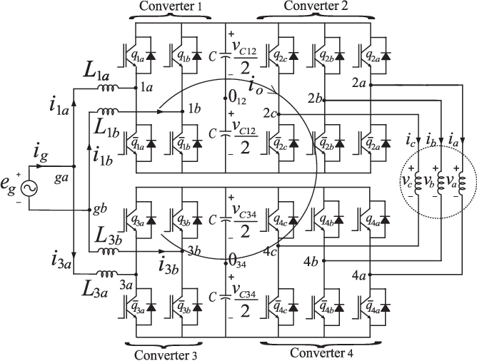 Suitable Single Phase To Three Phase Acdcac Power Conversion