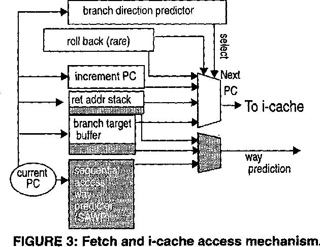 Reducing set-associative cache energy via way-prediction and