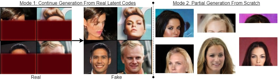 Figure 4 for Incorporating Reinforced Adversarial Learning in Autoregressive Image Generation