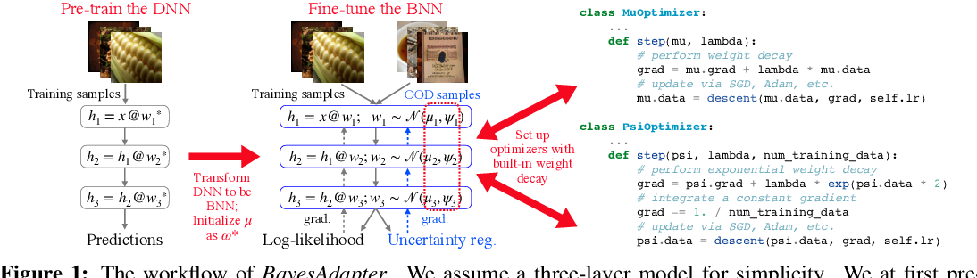 Figure 1 for BayesAdapter: Being Bayesian, Inexpensively and Robustly, via Bayeisan Fine-tuning