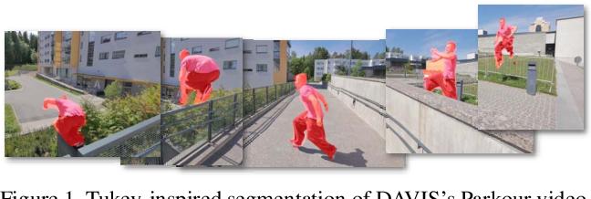 Figure 1 for Tukey-Inspired Video Object Segmentation