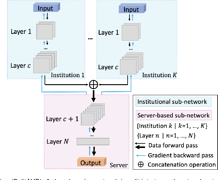 Figure 1 for SplitAVG: A heterogeneity-aware federated deep learning method for medical imaging