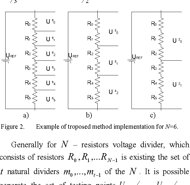 Integral Nonlinearity Correction Of Adc Using Multi Resistors