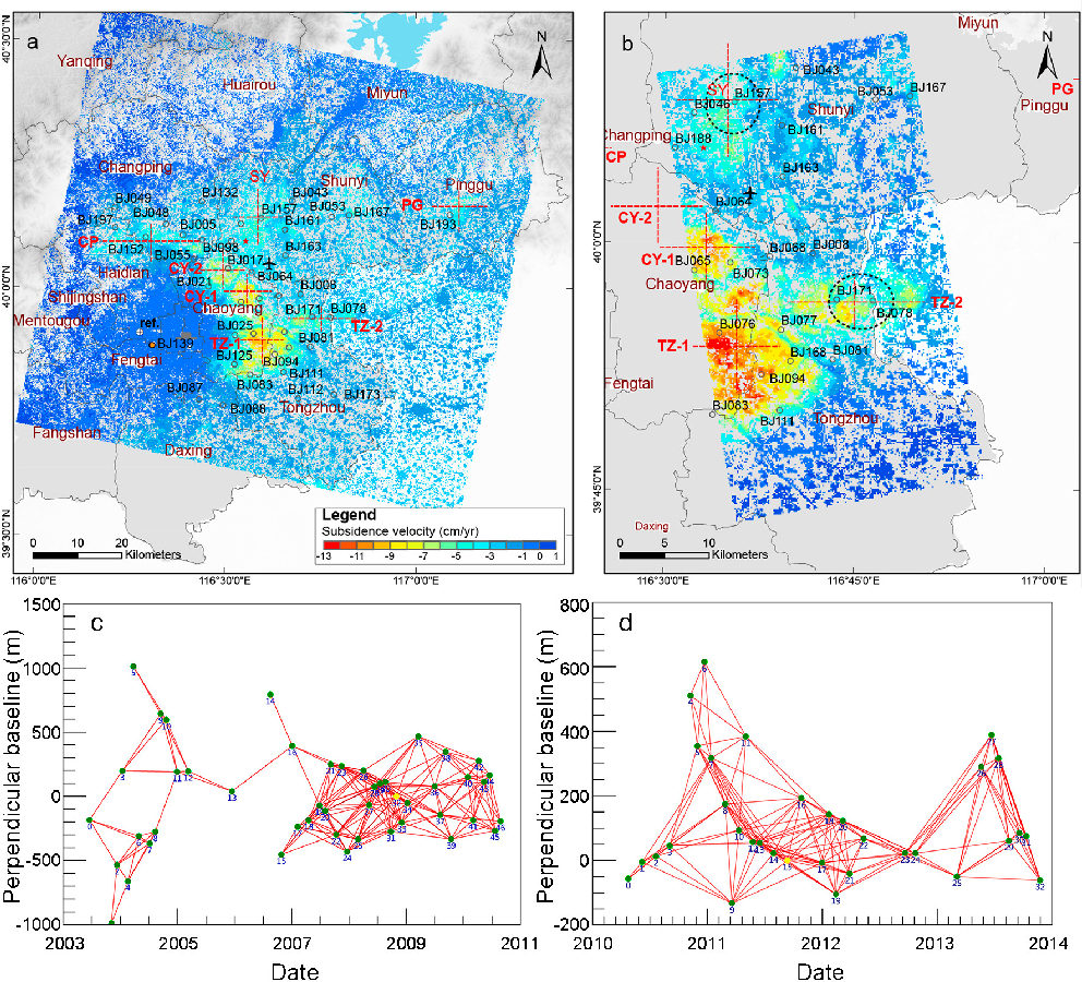 Figure 2 from Regional Land Subsidence Analysis in Eastern