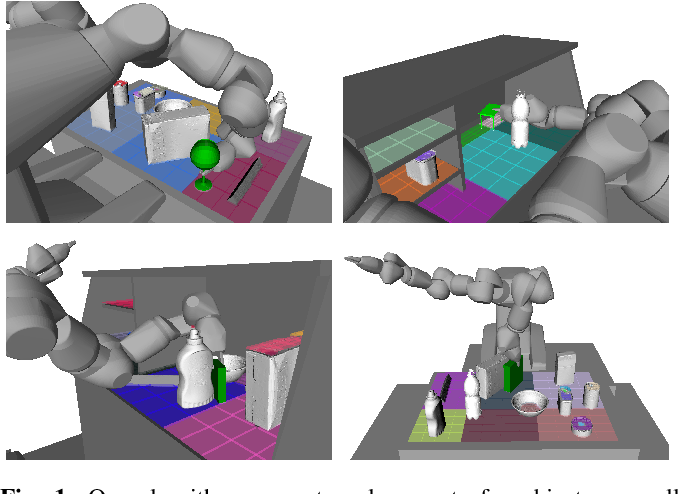 Figure 1 for Object Placement Planning and Optimization for Robot Manipulators