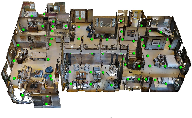 Figure 4 for Matterport3D: Learning from RGB-D Data in Indoor Environments