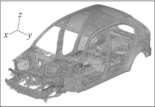 Prediction And Control Of The Structure Borne Noise Of A Vehicle Based On An Optimization Technique Of The Vehicle Body Model Semantic Scholar
