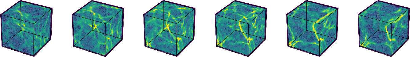 Figure 3 for HIGAN: Cosmic Neutral Hydrogen with Generative Adversarial Networks
