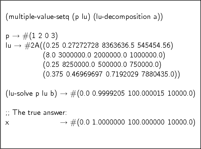 PDF] Object-Oriented Design in Numerical Linear Algebra  - Semantic