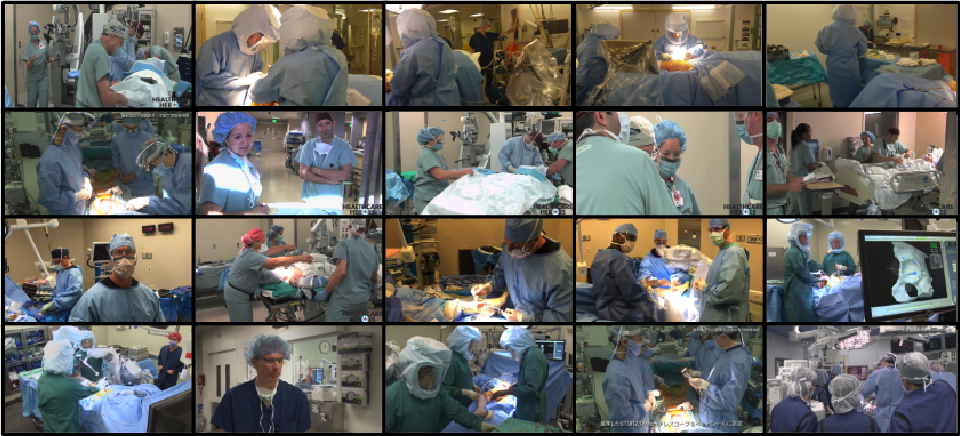 Figure 1 for FaceOff: Anonymizing Videos in the Operating Rooms