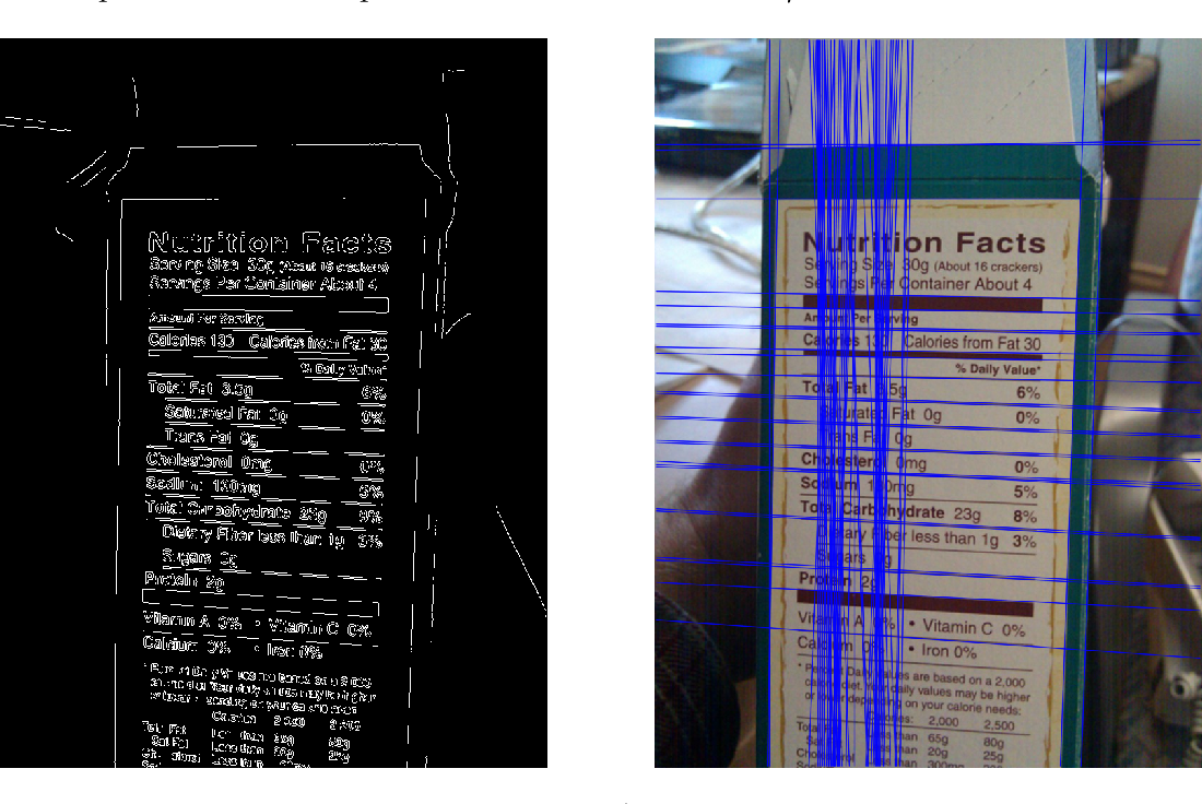 PDF] On Mobile Detection and Localization of Skewed Nutrition Facts