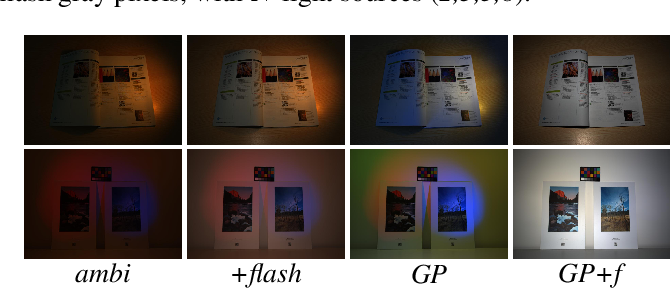 Figure 4 for Flash Lightens Gray Pixels