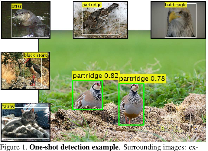 Figure 1 for RepMet: Representative-based metric learning for classification and one-shot object detection
