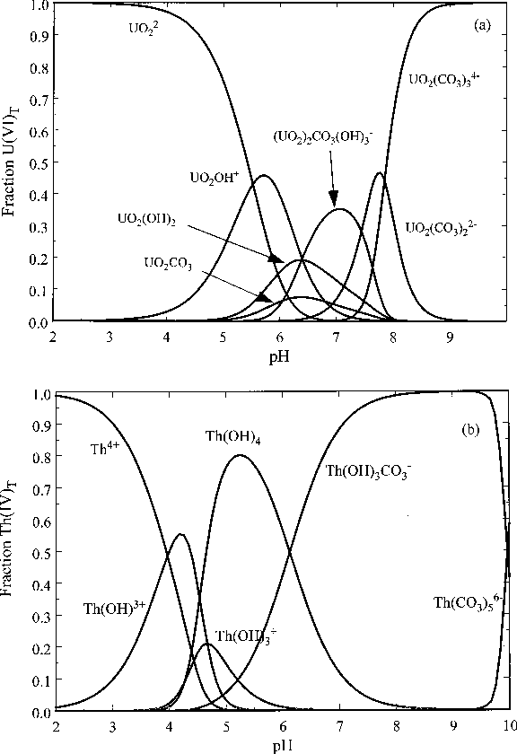 Figure 3 From The Sorption Of Thorium Iv And Uranium Vi To