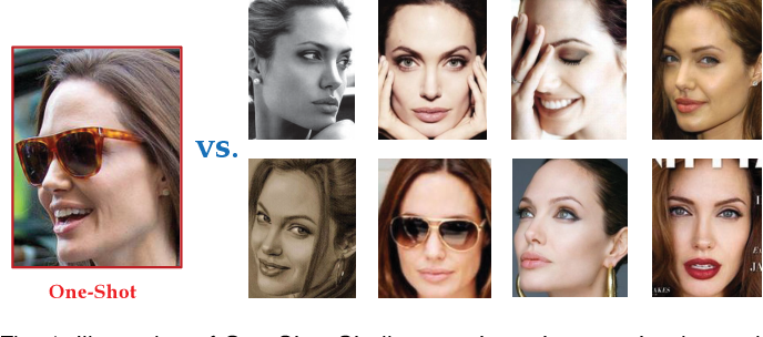 Figure 1 for Generative One-Shot Face Recognition