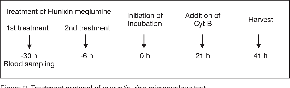 Figure 2 from Flunixin meglumine is a non-steroid anti-inflammatory