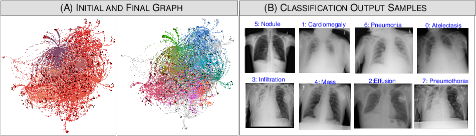 Figure 3 for GraphX$^{NET}-$ Chest X-Ray Classification Under Extreme Minimal Supervision