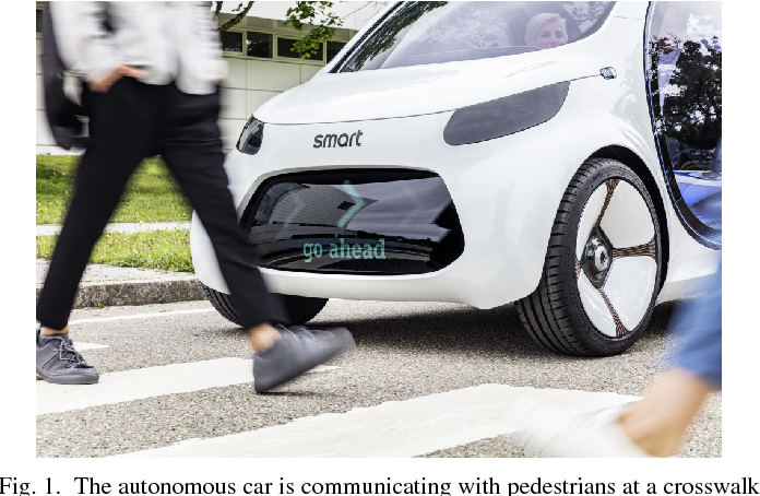 Figure 1 for Autonomous Vehicles that Interact with Pedestrians: A Survey of Theory and Practice