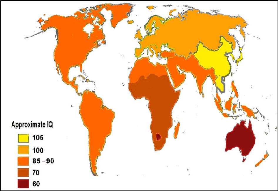 Figure 1 From James Watson S Most Inconvenient Truth Race