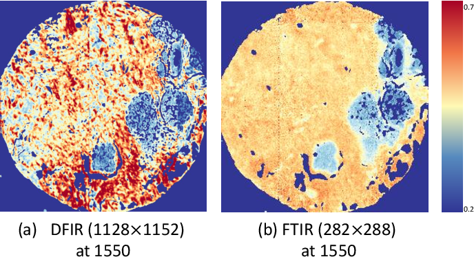 Figure 4 for Hyperspectral-Multispectral Image Fusion with Weighted LASSO