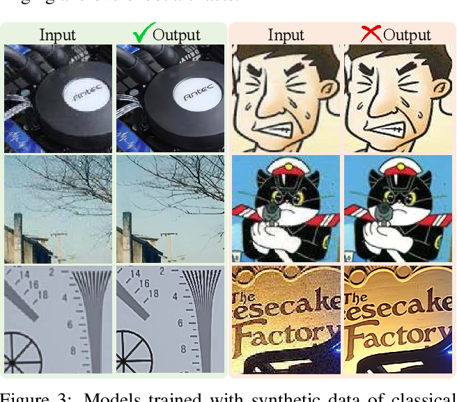 Figure 2 for Real-ESRGAN: Training Real-World Blind Super-Resolution with Pure Synthetic Data