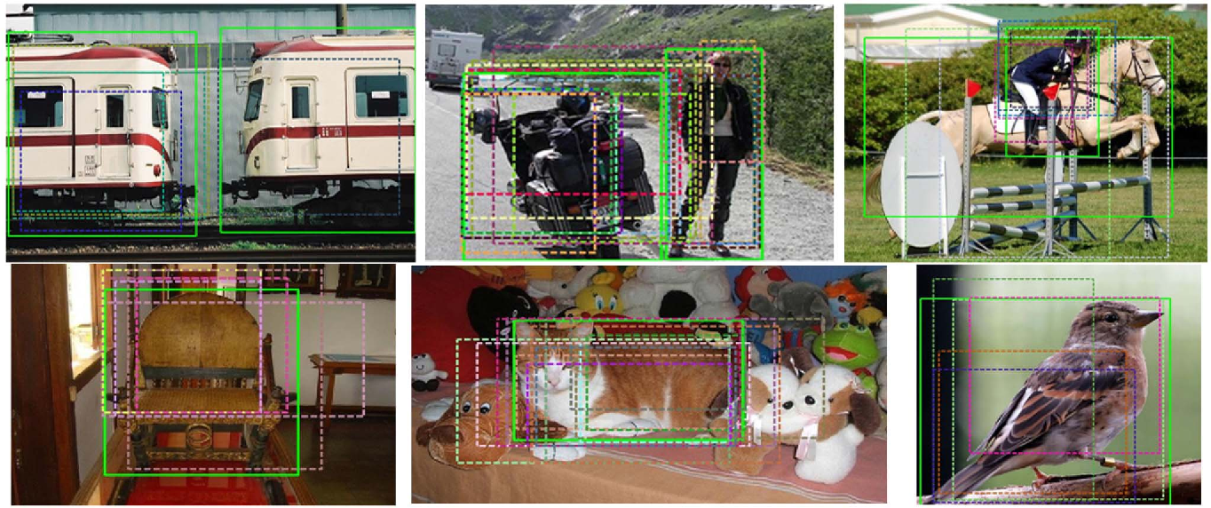 Figure 4 for Object Discovery via Cohesion Measurement