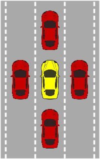 Figure 1 for On a Formal Model of Safe and Scalable Self-driving Cars