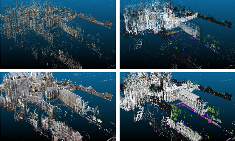 Figure 3 for Dense Semantic 3D Map Based Long-Term Visual Localization with Hybrid Features