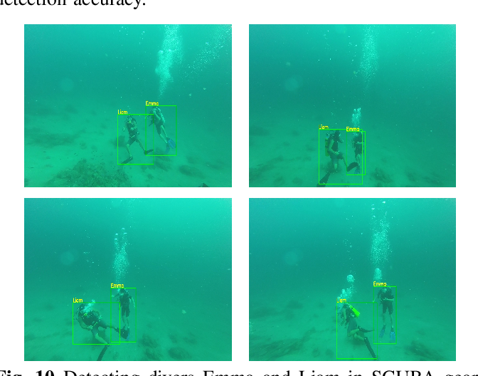 Figure 2 for Visual Diver Recognition for Underwater Human-Robot Collaboration