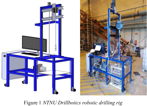 Miniature Robotic Drilling Rig for Research and Education in