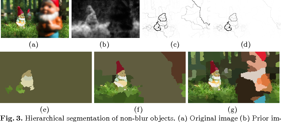 Figure 3 for Prior-based Hierarchical Segmentation Highlighting Structures of Interest