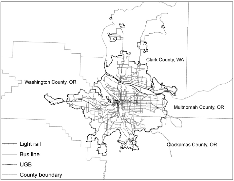 Figure 9 from Assessing Portland's Smart Growth: A