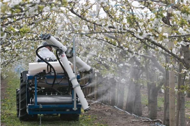 Figure 4 for The Use of Agricultural Robots in Orchard Management