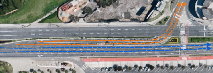 Figure 3 for Traffic Light Recognition Using Deep Learning and Prior Maps for Autonomous Cars